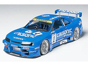 [1/24] CALSONIC SKYLINE GT-R (R33)