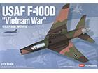 [1/72] F-100D SUPER SABRE