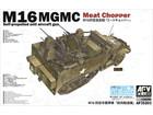 [1/35] M16 MGMC Self-propelled anti aircraft gun
