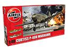 [1/48] Curtiss P-40B Warhawk