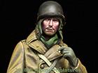 [1/16] WW2 US Infantry Winter 44-45