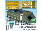 IDF M113 APC Basic PE Detail up set  (for 1/35 All M113 kit)