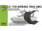 U.S. T158 WORKABLE TRACK LINKS