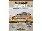 [22] Merkava Siman 1 - Merkava Mk.1 in IDF Service Part.2