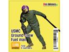 [1/48] Modern USMC Ground crew Fuel man