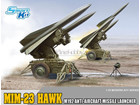 [1/35] MIM-23 HAWK M192 Anti-aircraft Missile Launcher