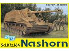 [1/35] Sd.Kfz.164 Nashorn (4 in 1)