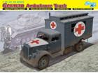 [1/35] German Ambulance Truck