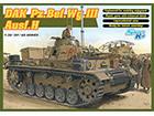 [1/35] DAK Pz.Bef.Wg.III Ausf. H [Smart Kit]