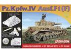 [1/72] Pz.Kpfw.IV Ausf.F1(F)