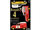 [1/24] Renault 4 Fourgonnette Service Car