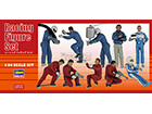[1/24] Racing Figure Set (10 figure parts in the box)