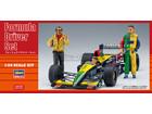 [1/24] Formula Driver Set