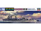 [463] JAPANESE NAVY DESTROYER ASASHIO [Waterline Model Kit]