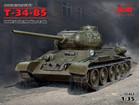 [1/35] Т-34-85, WWII Soviet Medium Tank