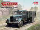 [1/35] Typ L3000S, WWII German Truck