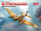 [1/48] He 111H-6 North Africa, WWII German Bomber
