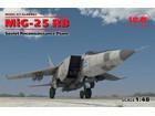 [1/48] MiG-25 RB, Soviet Reconnaissance Plane