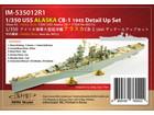 [1/350] USS ALASKA CB-1 DETAIL UP SET for Hobby Boss 86513 Kit