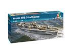 [1/35] VOSPER MTB 74 with crew