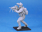 [1/35] US NAVY SEAL #2 (Mk.48 MG Gunner) (/w 위장 데칼)