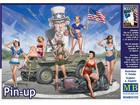 [1/35] Pin-up [World War II Series]