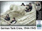 [1/35] German Tank Crew, 1944-1945