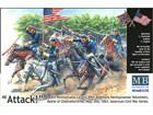 [1/35] Attack! [American Civil War Series]
