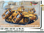 [1/35] Renault UE chassis s.W.G. 40/32cm