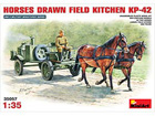 [1/35] HORSES DRAWN FIELD KITCHEN KP-42