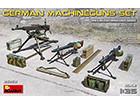 [1/35] GERMAN  MACHINEGUNS SET