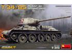 [1/35] T-34/85 PLANT 112. SPRING 1944. [INTERIOR KIT]