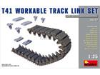 [1/35] T41 WORKABLE TRACK LINK SET