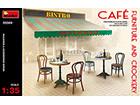 [1/35] CAFE FURNITURE & CROCKERY