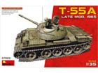 [1/35] T-55A LATE MOD. 1965
