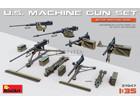 [1/35] U.S. MACHINE GUN SET