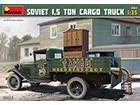 [1/35] SOVIET 1.5 TON CARGO TRUCK