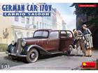 [1/35] GERMAN CAR 170V CABRIO SALOON