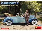 [1/35] CABRIOLET B GERMAN CAR TYPE 170V