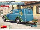 [1/35] LIEFERWAGEN TYP 170V GERMAN BEER DELIVERY CAR