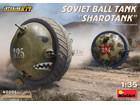 [1/35] SOVIET BALL TANK