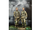 [1/35] WW2 US Paratroopers Set