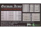 [1/35] WWII GERMAN CLAMP TOOL SET