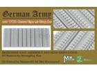 [1/35] WW2 German Type 1,2 Clamp Set