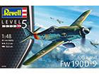 [1/48] Focke Wulf Fw190 D-9