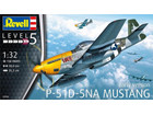 [1/32] P-51D-5NA Mustang (early version)