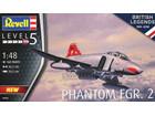 [1/48] British Phantom FGR Mk.2 [하세가와 kit 재포장]