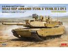 [1/35] U.S.MBT M1A2 SEP ABRANS TUSK I /TUSK II (2 IN 1) w/ FULL ITERIOR (w/ 사은품4종)