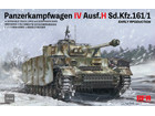 [1/35] Pz.kpfw.IV Ausf.H Early Production w/ Workable Track Links