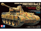 [1/35] GERMAN TANK PANTHER Ausf.D [SPECIAL EDITION]